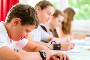 Onderwijsinspectie eindtoets