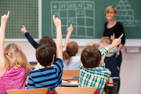 Kleine klassen hebben voordelen