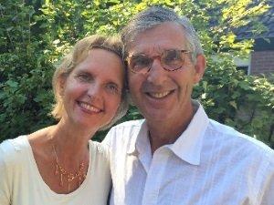 Lia Voerman en Frans Faber