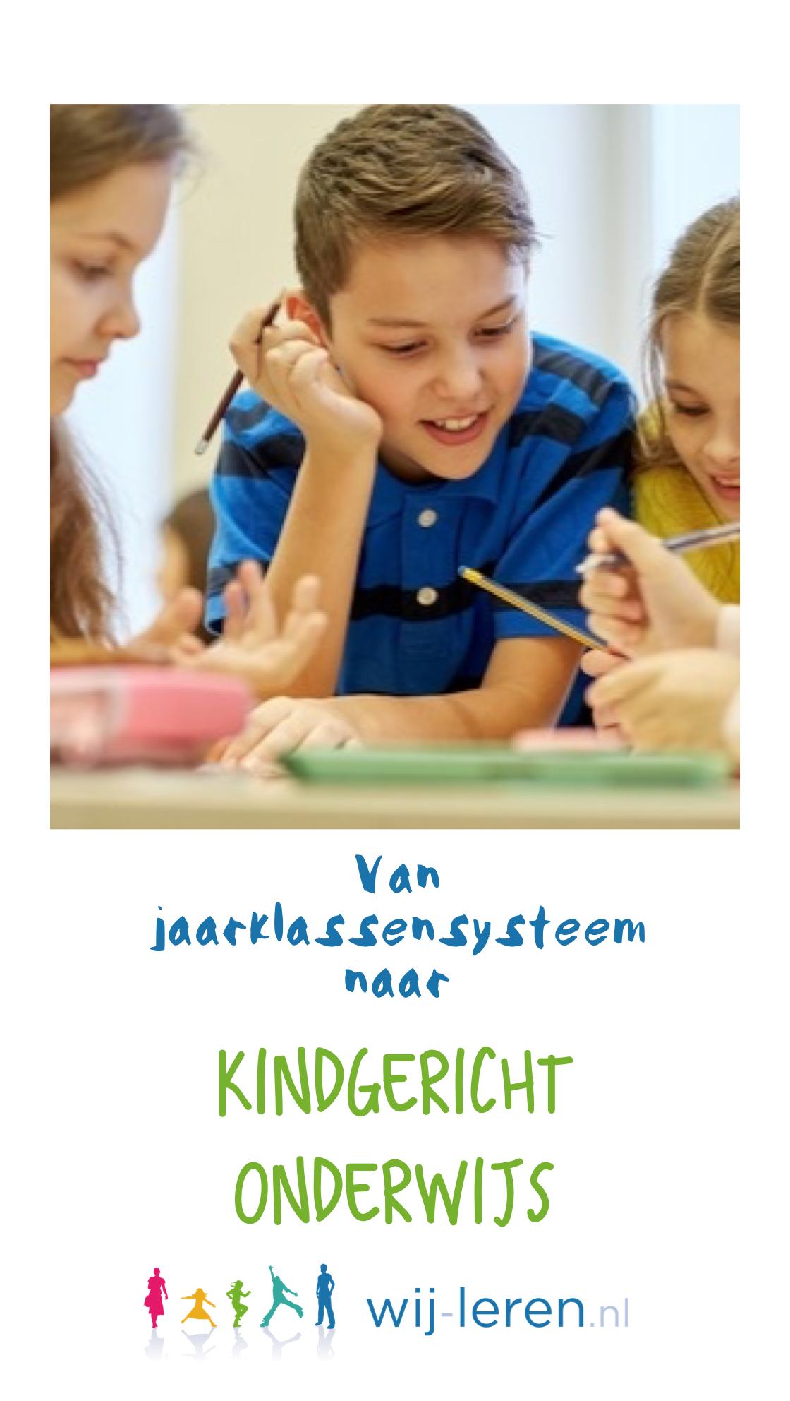 Kindgericht onderwijs