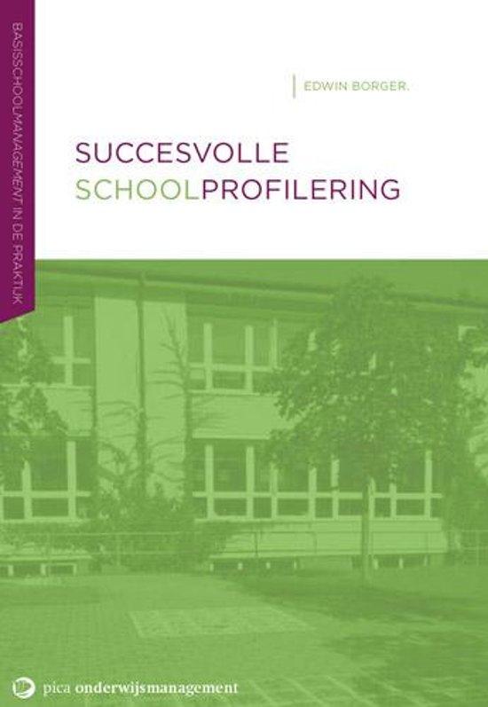 Succesvolle schoolprofilering