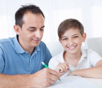Vaders in het voortgezet onderwijs