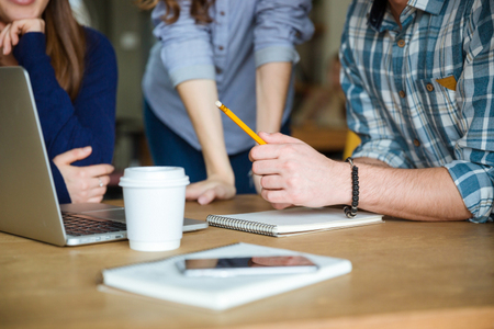 Zeggen wat je op je lever hebt, gesprekken met collegas