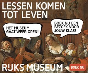 Rijksmuseum weer open!