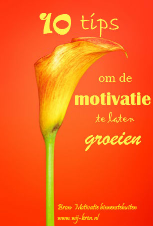 10 Tips om jongeren te motiveren