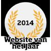 Website van het jaar 2014
