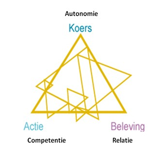 relatie competentie autonomie definitie